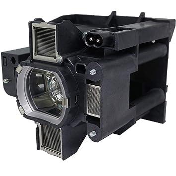 Lutema Platinum Lámpara con Carcasa para Proyector Hitachi ...