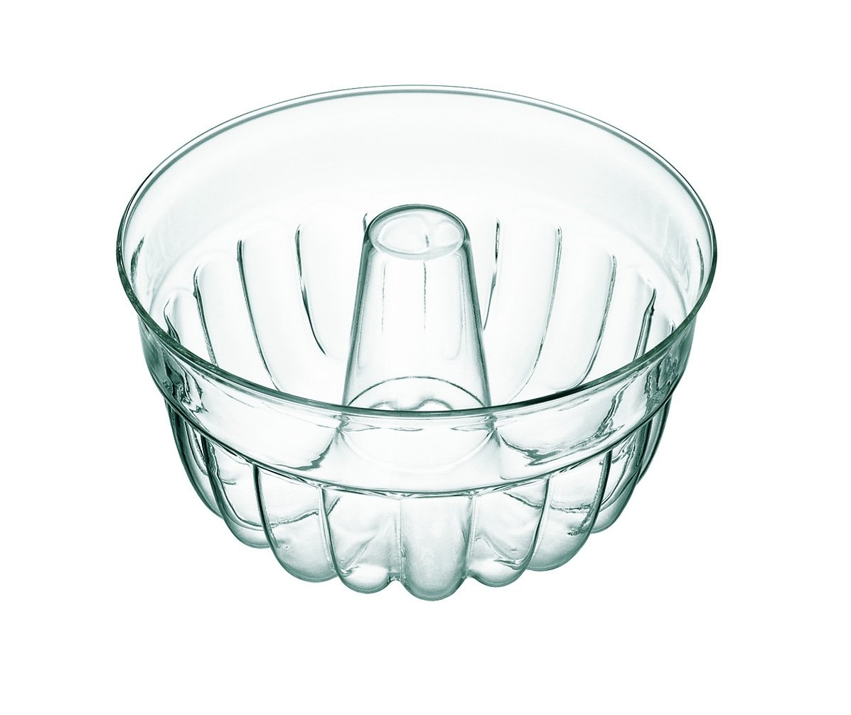 Simax Glassware 5031 Sculptured Cake Form Bundt Pans