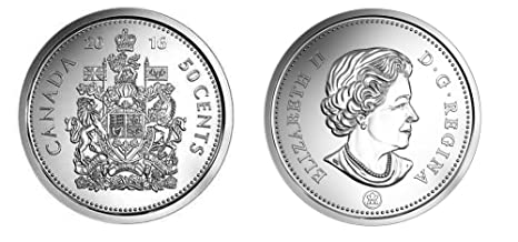 1994 Canada Nickel Uncirculated From Mint Roll