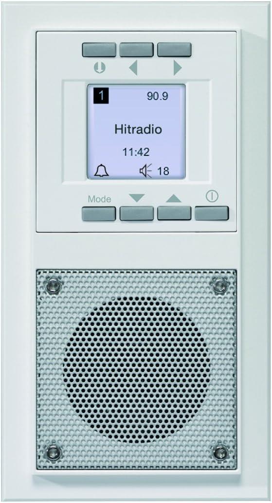 Honeywell D 20.485.02 Radio encastr/ée Design Aura