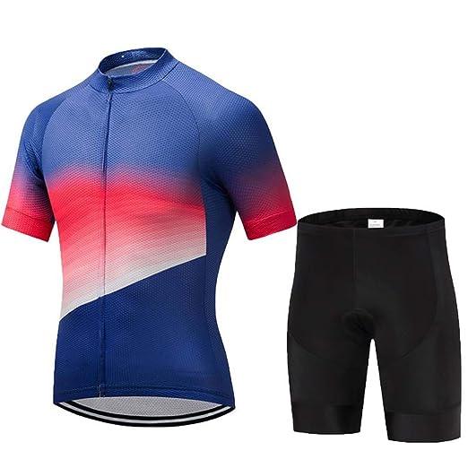 SUSHAN Pantalones Cortos de Ciclismo, Pantalón de Ciclismo para ...