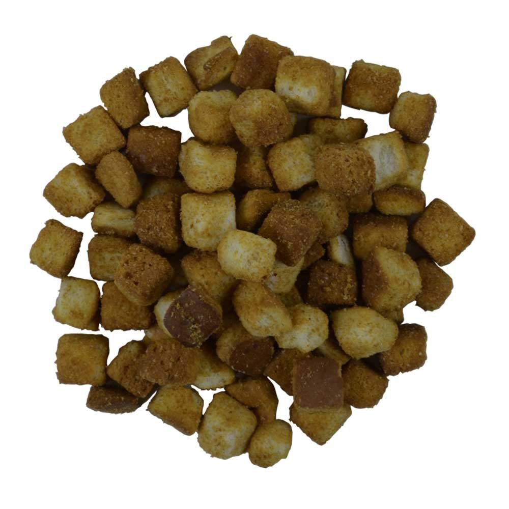 Fresh Gourmet Texas Toast Butter and Garlic Croutons, 2.5 Pound - 4 per case. by Sugar Foods