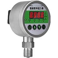 Manómetro digital, acero inoxidable digital 220V 0-1.6MPA Manómetro