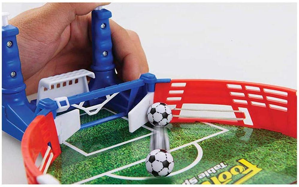 Table Football Game Table Football 1 Set Mini futbolín con 2 balones de fútbol para Juego de Padres e Hijos: Amazon.es: Hogar