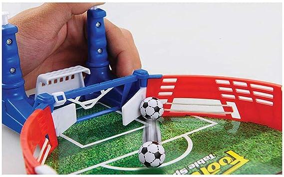 Table Football Game Table Football 1 Set Mini futbolín con 2 ...