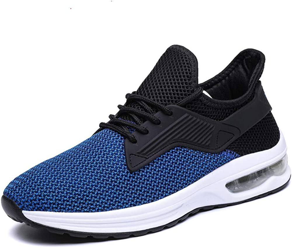 Ghua UEXIA Light Breathable Casual Male Shoes Men Luxury Air Mesh Designer Autumn Boys Adult White Black Mens Sneakers