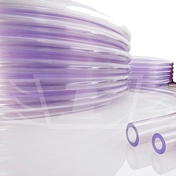 Kunststoff Schlauch Transparent 12 5 Mm Innendurchmesser 1 27cm