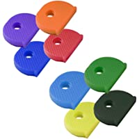 Lucky Line Products Key Cap, 20 Pack, Assorted Colors (1650020)