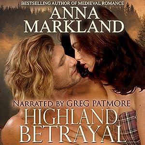 Highland Betrayal Audiobook