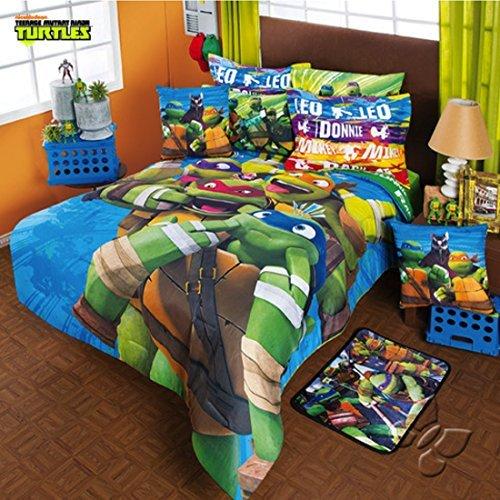 Amazon.com: Teenage Mutant Ninja Turtles Original 9 piece ...