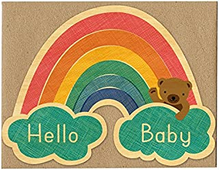 product image for Night Owl Paper Goods Real Wood Congratulations Card