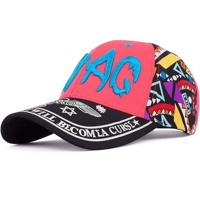 MZ Sombrero de Dama Primavera otoño Gorra de béisbol Femenino Deportes al  Aire Libre Hip Hop Juventud Gorra Marea Femenina Sombrero Hip-Hop Sombrero 327f1066581