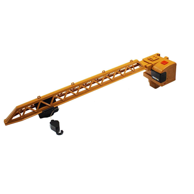FairytaleMM Huina Spielzeug 1585 1/14 12CH Legierung RC Crane Tower Modell Spielzeug-Fernbedienung