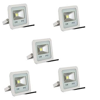 Hilfreich 50w Hochwertiger Smd Außen Led Flutlicht 6000k Tageslicht Ip65 Black Wasserdicht Außenstrahler & Flutlichter