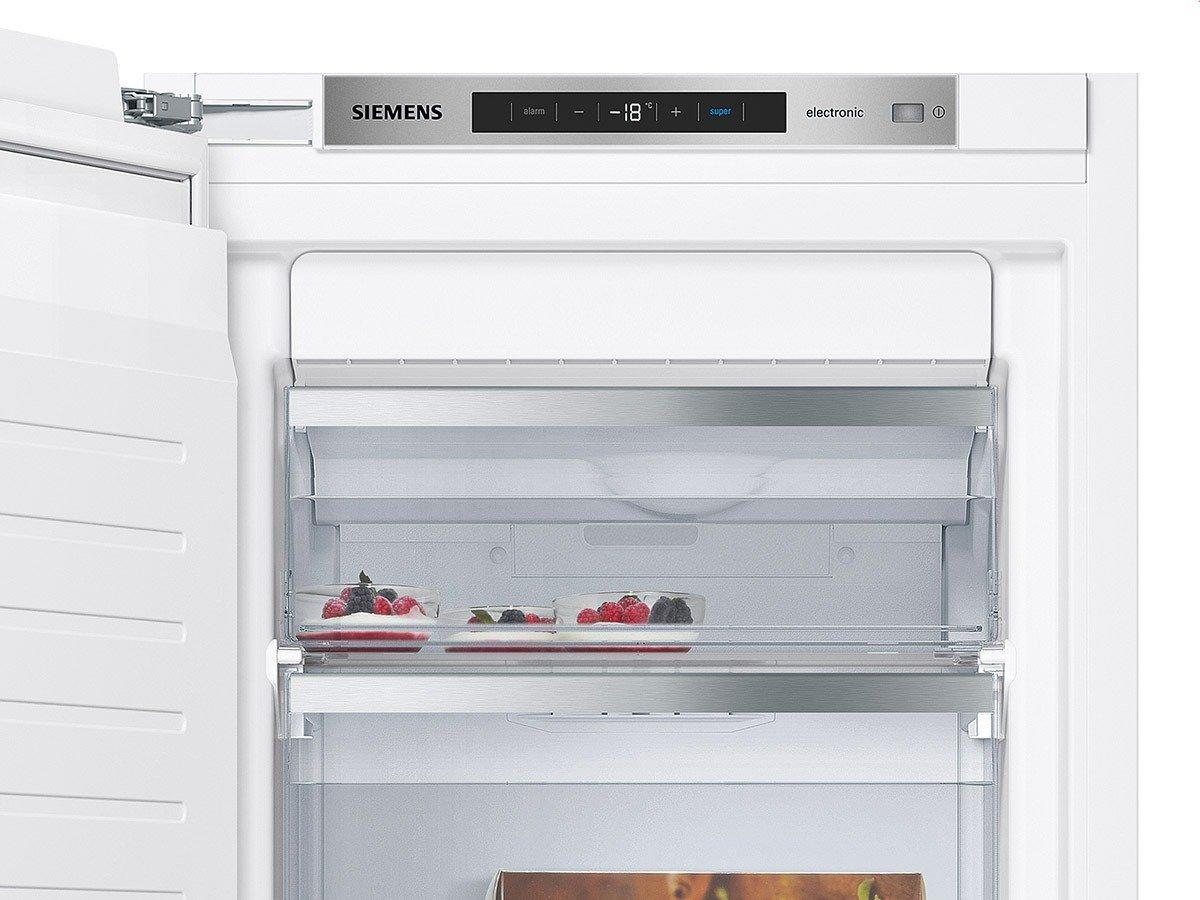 Siemens Kühlschrank Nach Abtauen Alarm : Siemens gi nac iq gefrierschränke einbau no frost a