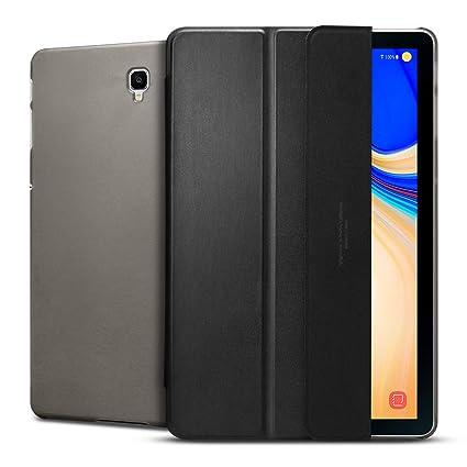 save off 7a7c8 de76a Spigen Smart Fold Designed for Samsung Galaxy Tab S4 Case (2018) - Black