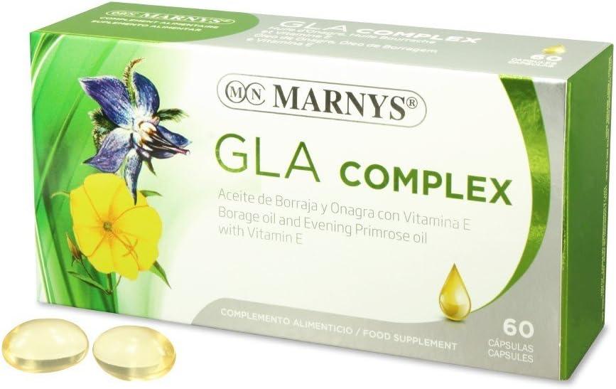 Marnys Gla Complex 60Perlas 200 g 1 Unidad: Amazon.es: Salud y ...
