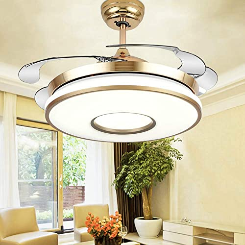 Southerns Lighting Invisible Ceiling Fan