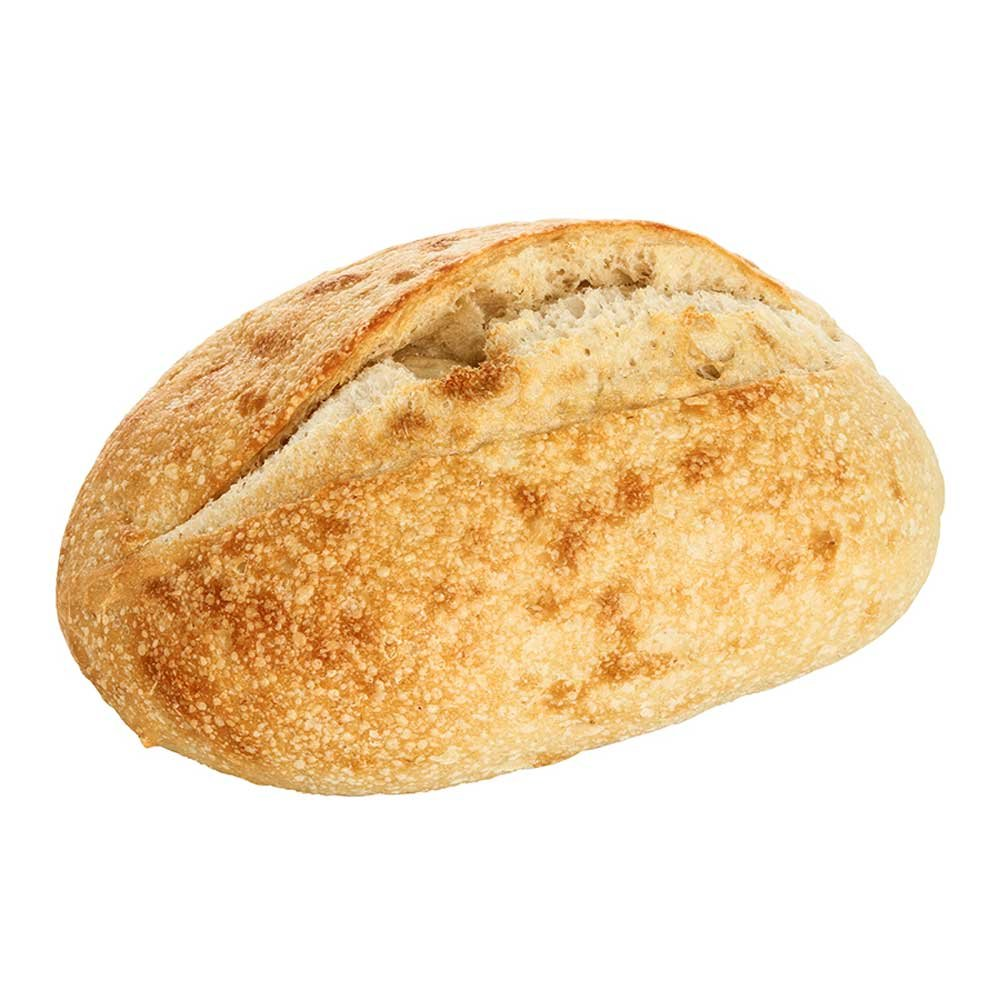 Labrea Bakery Country White Sourdough Oval Bread Loaf, 12 Ounce -- 12 per case.