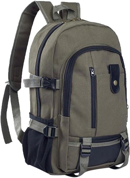 2314ec0c483c5 Unisex Schulrucksack für Jungen Rucksack Jugendlichen Schultasche Outdoor  Freizeit Daypack Studenten Rucksack Jungen Teenager Rucksack Laptop  Universität ...