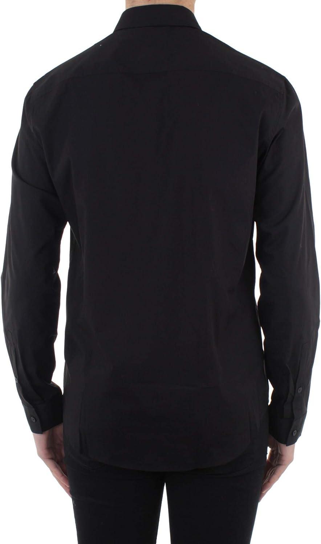 VERSACE JEANS COUTURE Camisa con logotipo ajustado para ...