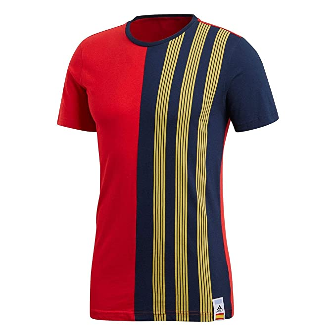 adidas Spain Ci té Fan de Camisetas de Polos: Amazon.es: Ropa y ...