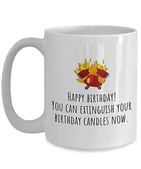 Amazon Firefighter Birthday Gift