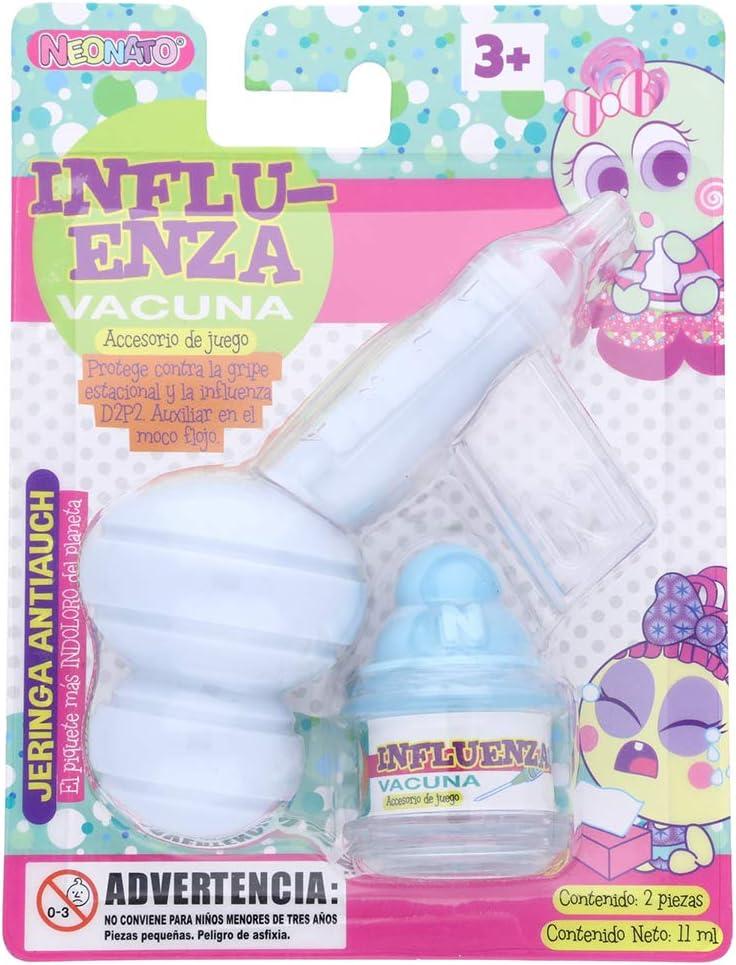 Distroller Influenza - Vacuna para muñecos Neonato Ksi-merito