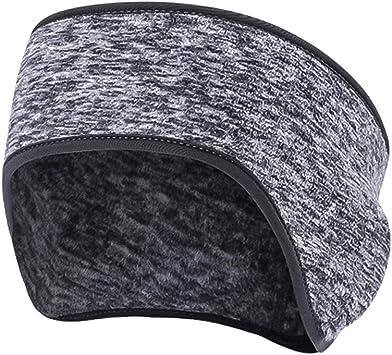 Winter Ohrwärmer Kopfband Ohrenschützer für Skifahren Snowboarden,