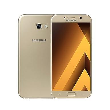 Samsung Galaxy A7 2017 DUAL SIM 32GB SIM-Free Smartphone - Gold