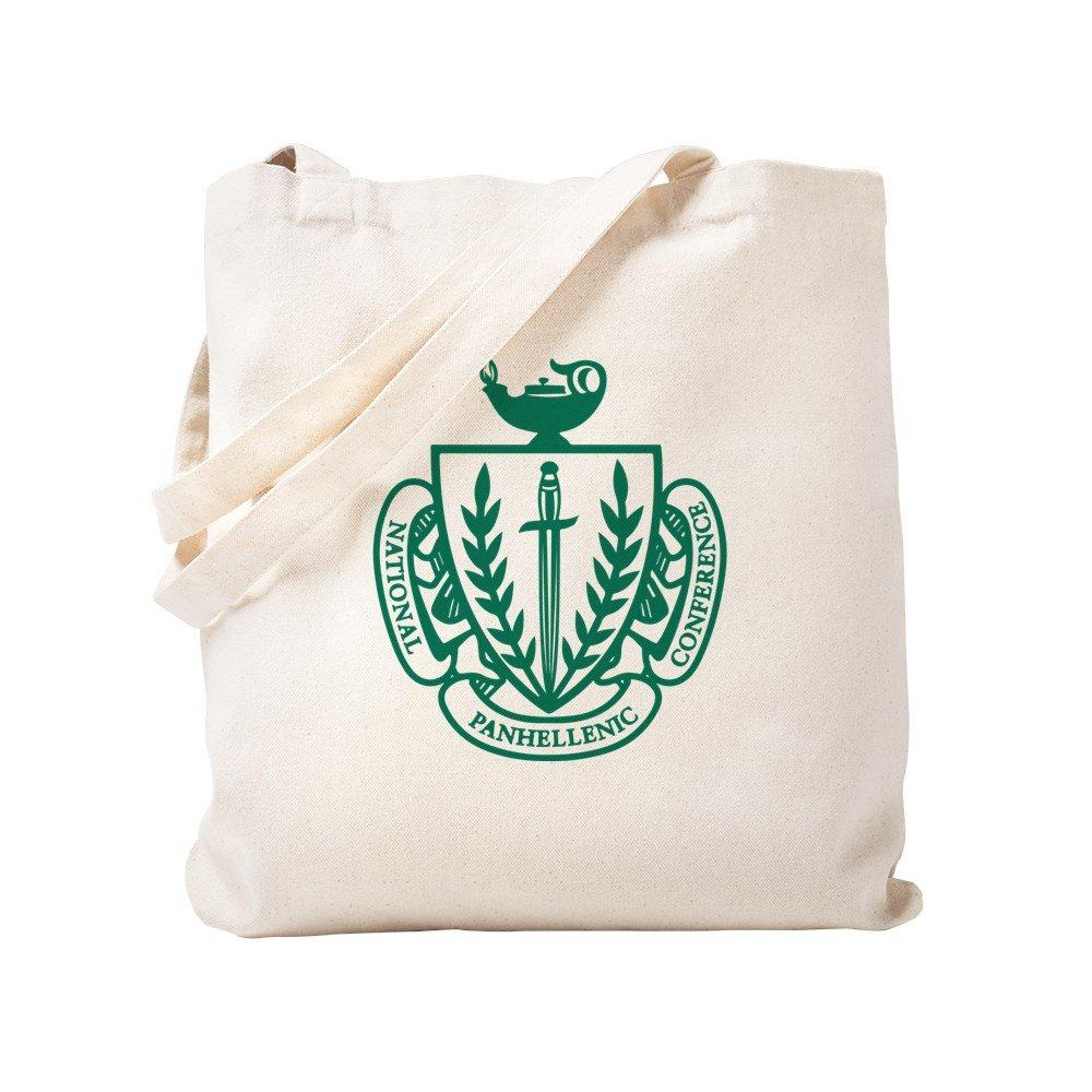 CafePress - NPC Coat Of Arms - Natural Canvas Tote Bag, Cloth Shopping Bag