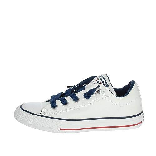 Converse 663988C Chaussures de Tennis Garçon: