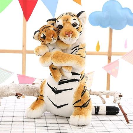 jemdshen Peluche Tiger Ragdoll Tiger Pillow Niño Navidad ...