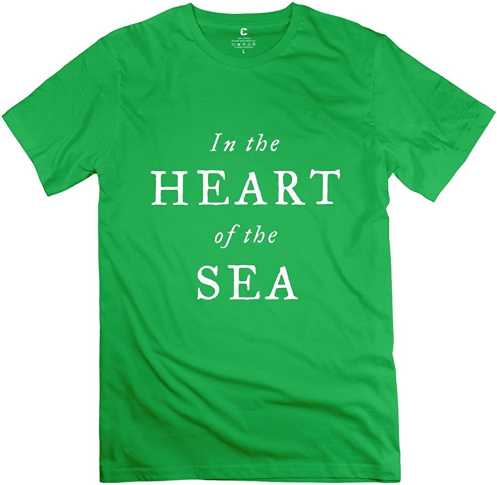 MAM2 Arts New Arrival The Heart of The Sea Men's T Shirt RoyalBlue