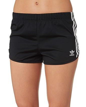 adidas 3 Stripes Short, Pantaloncini Donna