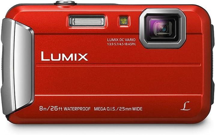 Panasonic DMC-TS30R product image 3