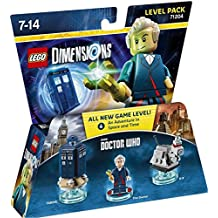 Warner Bros Lego Dimensions Dr Who Level Pack - Dr. Who Level Pack Edition