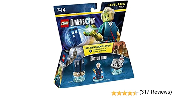 Dr. Who Level Pack - Lego Dimensions by Warner Home Video - Games: Amazon.es: Juguetes y juegos