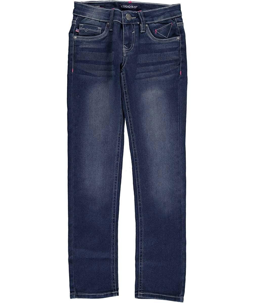 VIGOSS Big Girls' East End Skinny Jeans 7