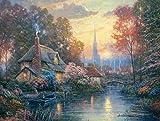Ceaco Thomas Kinkade - Nanette's Cottage Puzzle (1500 Piece)