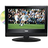 "NAXA NTD1354 13.3"" Widescreen Led HDTV/DVD Combination"