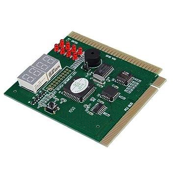 Las PC 1 4 PCSI Dígitos Y Pantalla ISA Piezas De La Placa Base del ...