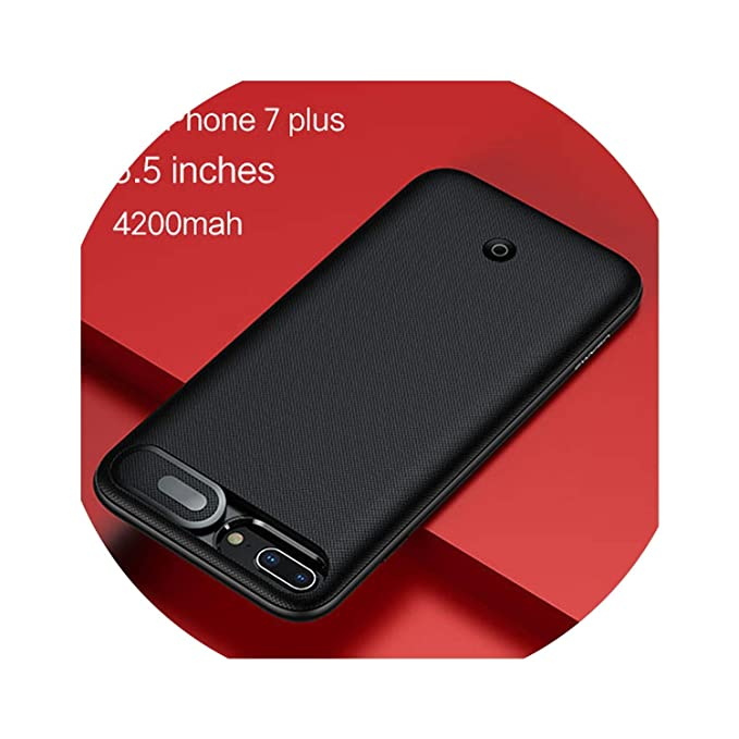 Cargador de batería para iPhone 6, 6S, 7, 7 Plus, 8, 3000 ...