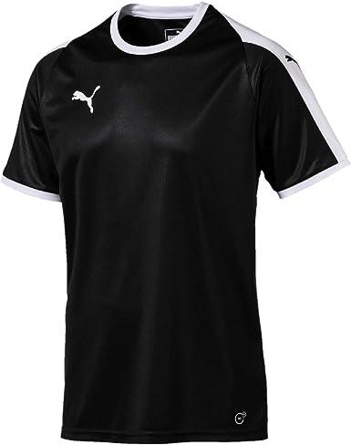 PUMA Liga Jersey Camiseta Hombre: Amazon.es: Ropa y accesorios