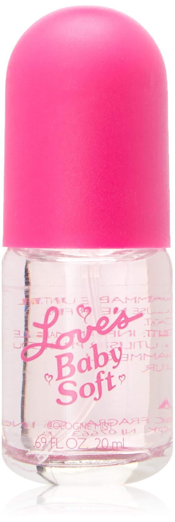 Dana Love's Baby Soft Gift Set with Teddy Bear & Perfume for Women by Dana