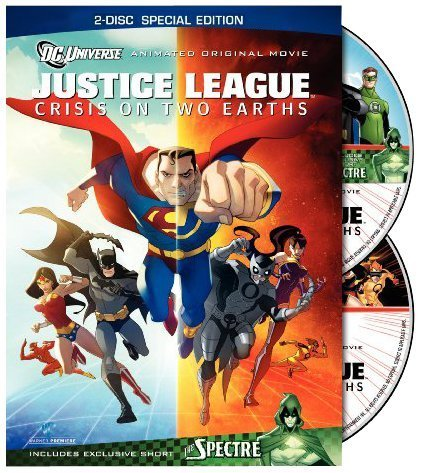 Justice League: Crisis on Two Earths (Two-Disc Special Edition) by Warner Home Video