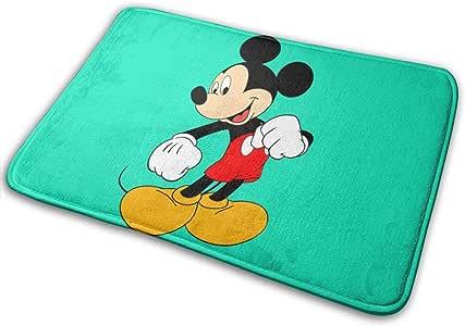 Alfombra de baño 911 Mickey Mouse Curiousities suave y ...