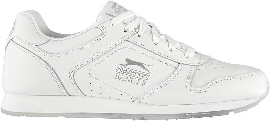 Slazenger Sneaker, weiß auf