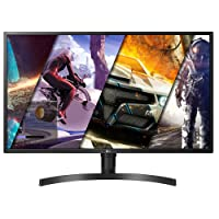 Deals on LG 32UK550-B 31.5-inch 16:9 4K FreeSync LCD Gaming Monitor