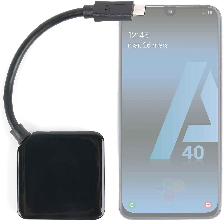 DURAGADGET Ladrón USB con Doble Puerto de Entrada USB y Salida USB ...